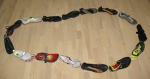 eb9e762263f Der er langt mellem snapsene når det kommer til købevejledninger til  minimalistiske løbesko.